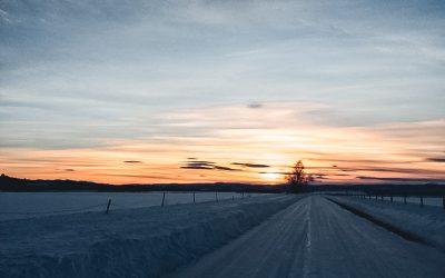 Montana: a Winter Wonderland