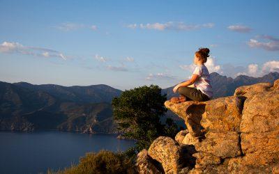 Un'isola a portata di moto: la Corsica