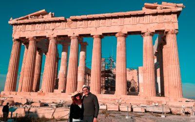 Nella culla della storia: meravigliosa Atene