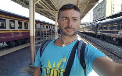 Due anni in Thailandia episodio 3 – un treno per Bangkok