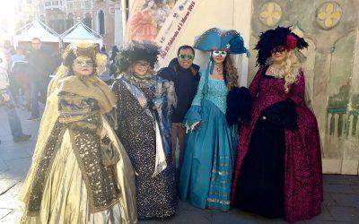 Venezia in maschera: cosa vedere durante il Carnevale più famoso d'Italia